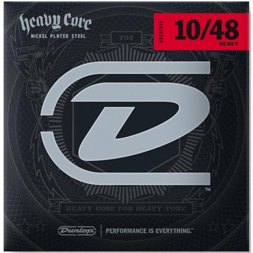 Dunlop 10-48 電吉他弦 Heavy Core DHCN1048