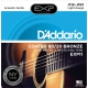 D'Addario EXP11 12-53 木吉他弦 80/20 Bronze