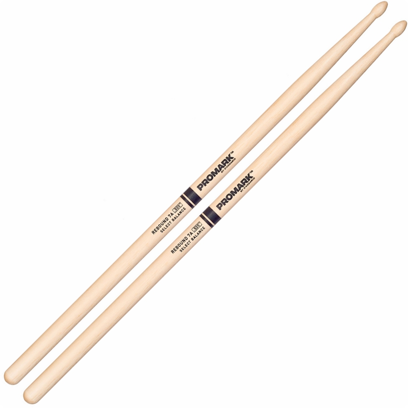 ProMark RBH535TW 胡桃木鼓棒 棒尾重心