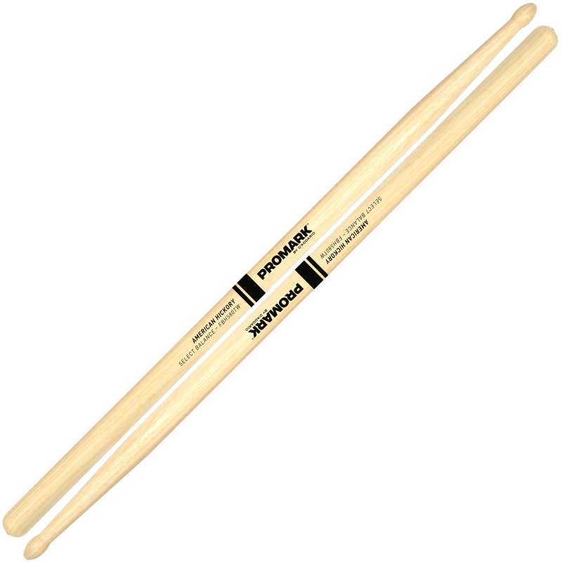 ProMark FBH580TW 胡桃木鼓棒 棒頭重心