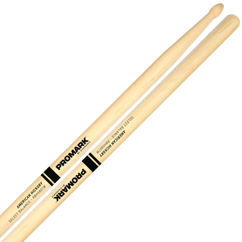 ProMark RBH580TW 胡桃木鼓棒 棒尾重心