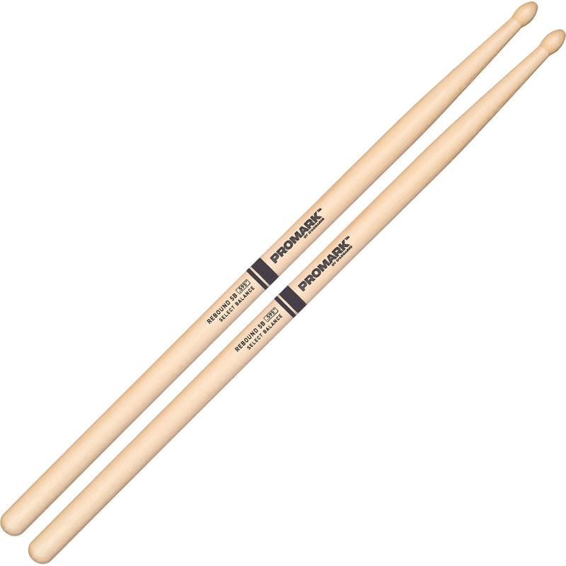 ProMark RBH595TW 胡桃木鼓棒 棒尾重心