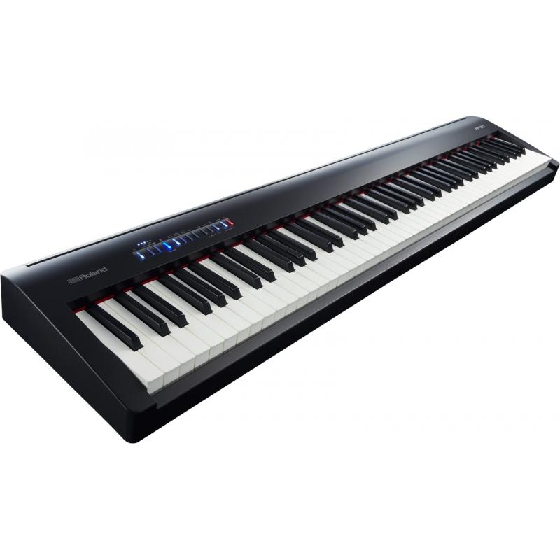 Roland FP-30 Digital Piano 88鍵 數位電鋼琴 黑色
