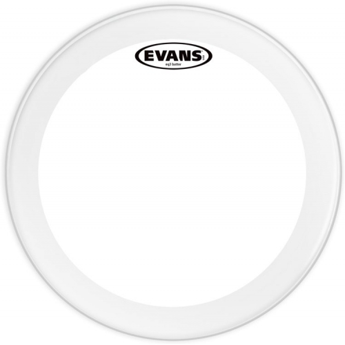 "Evans BD22GB3 22"" 大鼓鼓皮 打擊面 雙層"