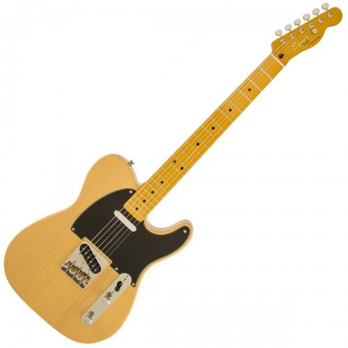 Squier 電吉他 Classic Vibe Telecaster 50s - Butterscotch 奶油色