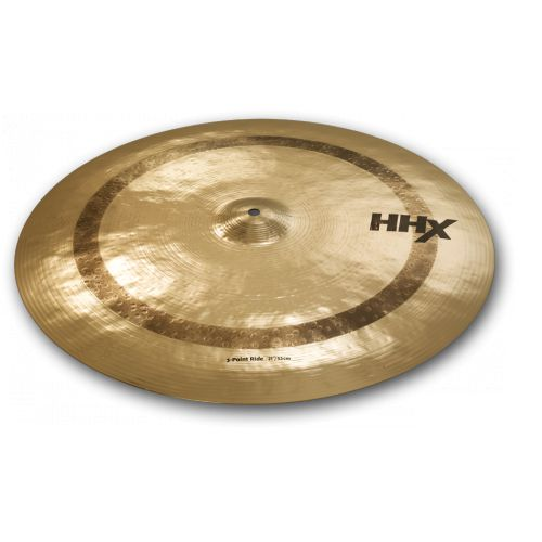 "Sabian 21"" HHX 3-Point Ride"